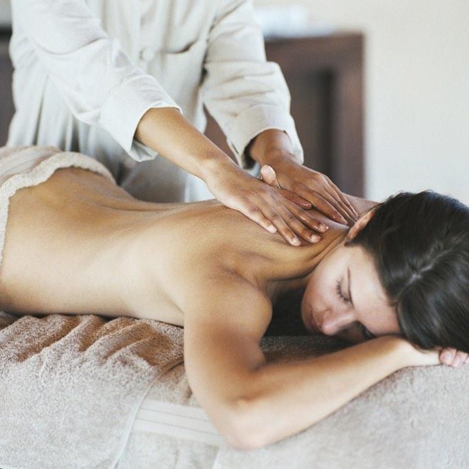 комбинированный массаж